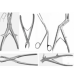 Костные щипцы, кусачки, костодержатели