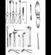Лопатки, пластины, подъёмники, зеркала, крючки